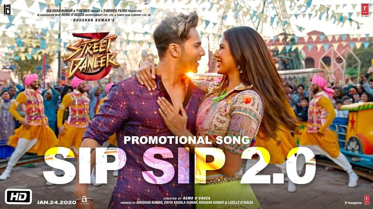 Sip Sip 2.0 lyrics in Hindi