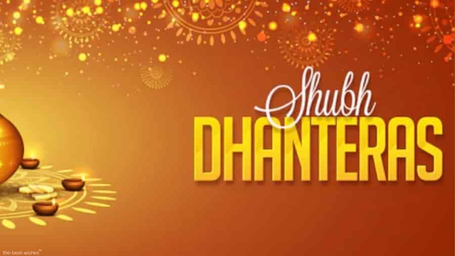 dhanteras wishes pictures