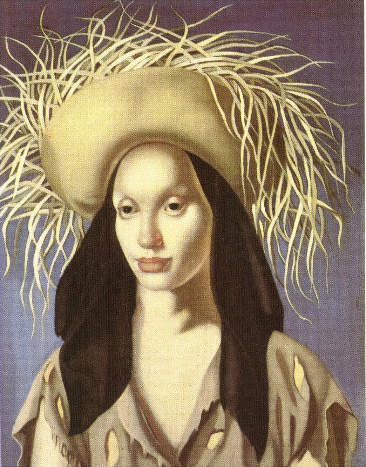 Tamara  De  Lempicka  La  Mexicane C