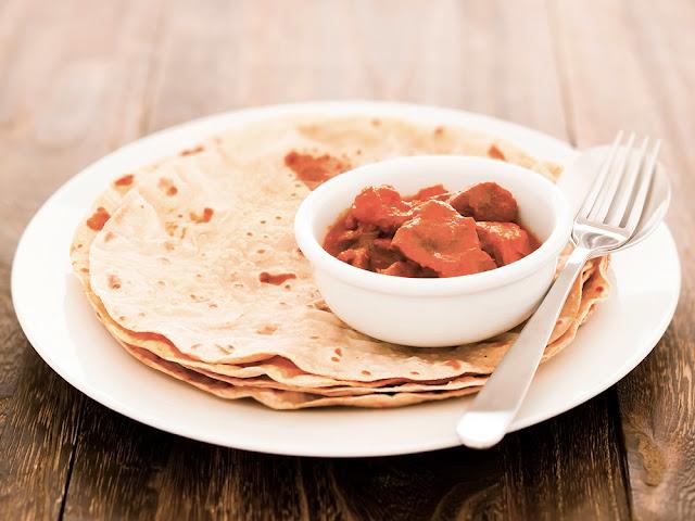 Reteta Chapati