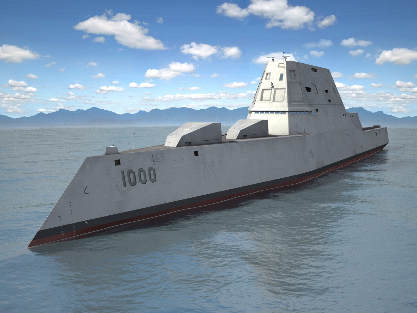 The Zumwalt