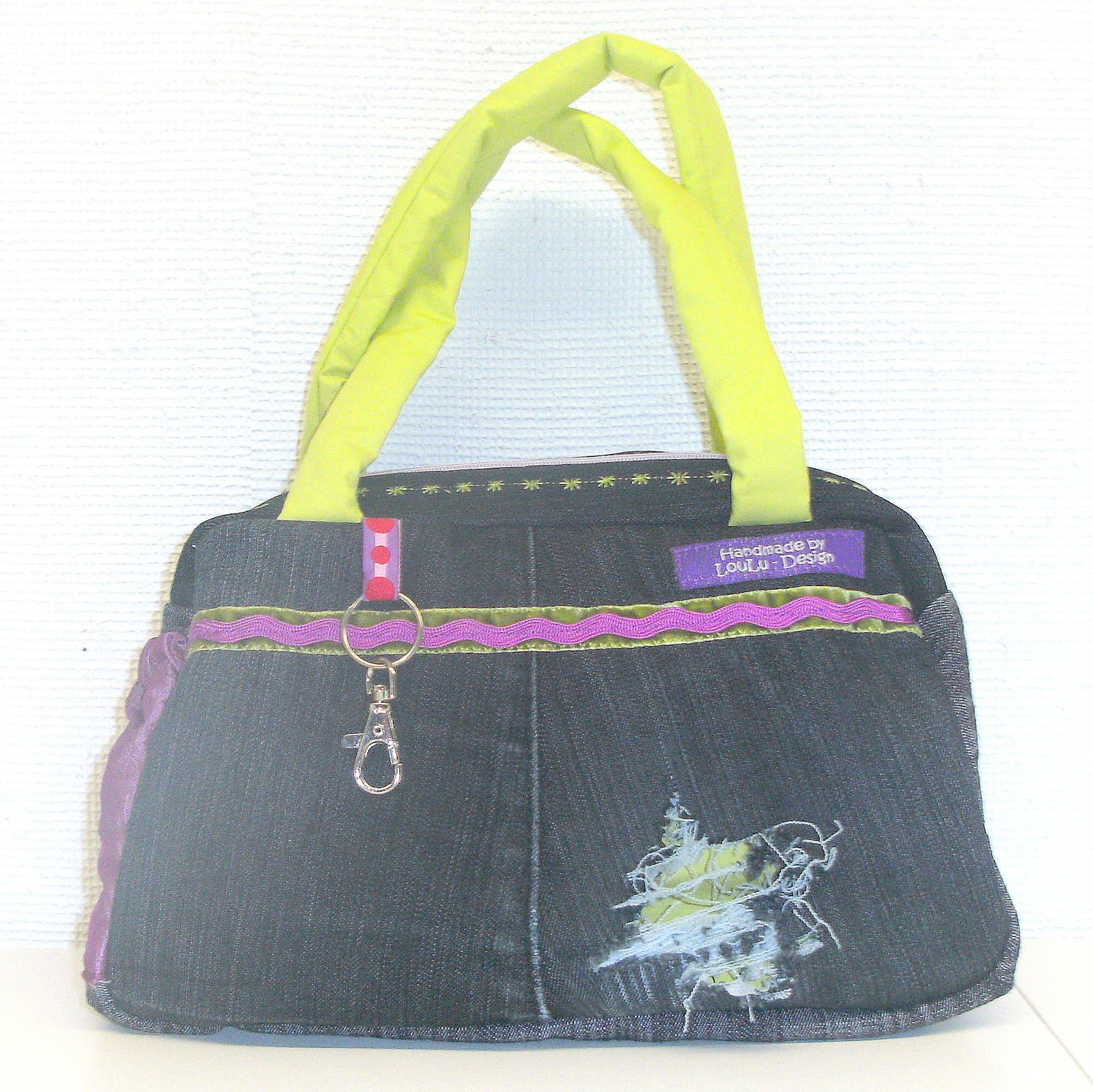 Tasche Recycling Loulu Design Recycle Hippie Tasche