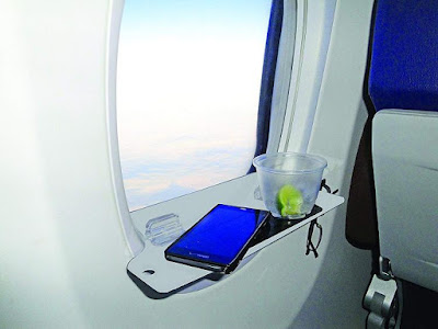 spAirTray Travel Shelf