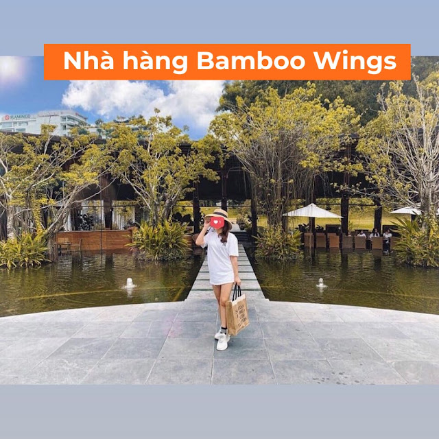 nhà hàng bamboo wings