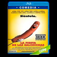 La fiesta de las salchichas (2016) BRRip 720p Audio Ingles 5.1 Subtitulada