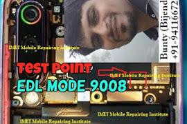 Xiaomi Redmi 7A Test Point – EDL 9008 Mode - IMET Mobile Repairing