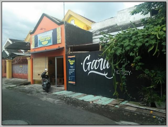 Tempat Kuliner di Jember – Garasi Durio & Eatery