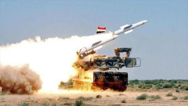 Siria derriba drones terroristas cerca de la base rusa de Hmeimim