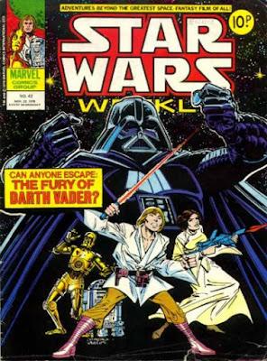 Star Wars Weekly #42