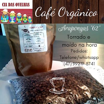Café Orgânico em Itapema