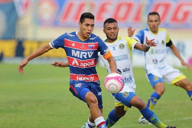 Horizonte 2 x 1 Fortaleza - Primeira derrota na temporada