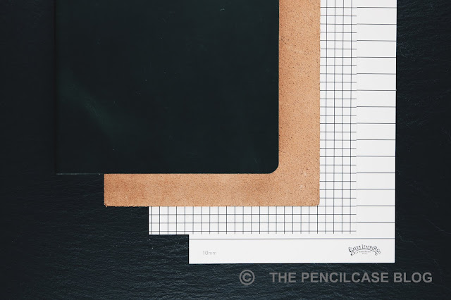 PAPER REVIEW: GALEN LEATHER TOMOE RIVER NOTEBOOK