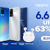 OPPO's Biggest 6.6 Sale Yet: Free Smartphones, Vouchers, Big Discounts and More on Shopee This Coming June 6-8