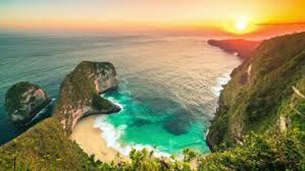 巴厘島,從來不只陽光沙灘這麼簡單-佩尼達島