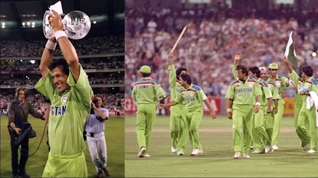 A Cricket Fan Share The Memories of Receiving The World Champion of World cup 1992