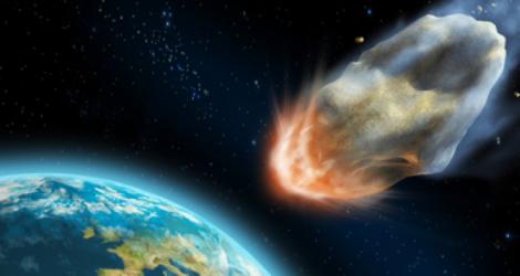 Bencana Asteroid Mengancam Indonesia