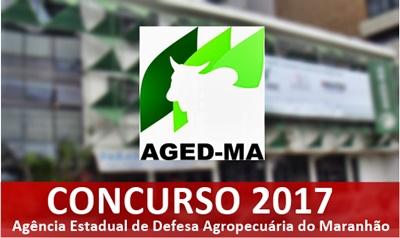 Apostila Concurso AGED-MA 2017