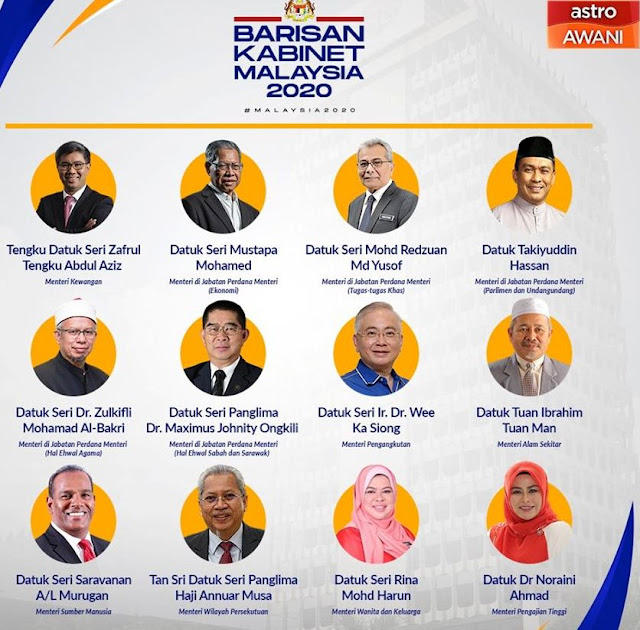 kerajaan, menteri, malaysia, kabinet