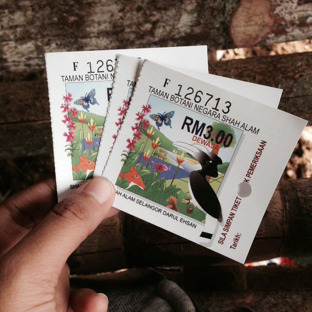 Hari Sukan Negara 2016 : Taman Botani Negara Shah Alam