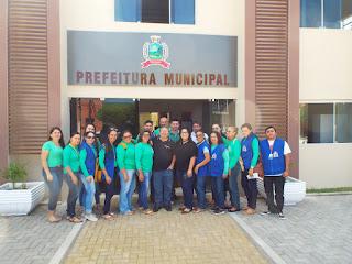 Prefeitura de Riacho dos Cavalos,em campanha pró- Hospital Laureano