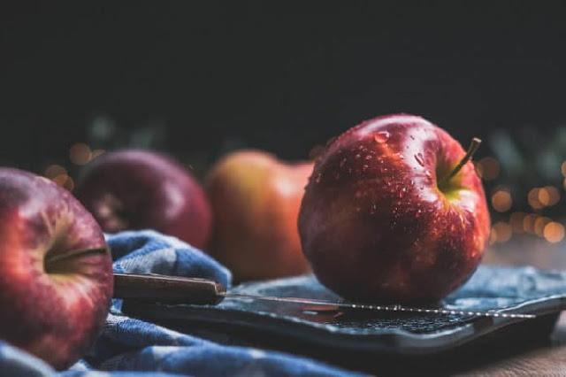 Manfaat Buah Apel untuk Darah Tinggi