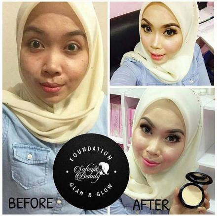 sofieya beauty foundation tutorial