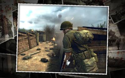 Frontline Commando D-Day Apk + Data v1.3.1 (Unlimited Glu Coins)