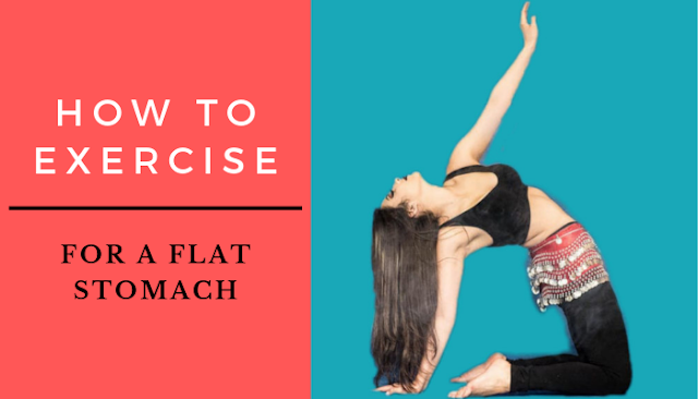 10 Best  Workouts For a Flat Stomach