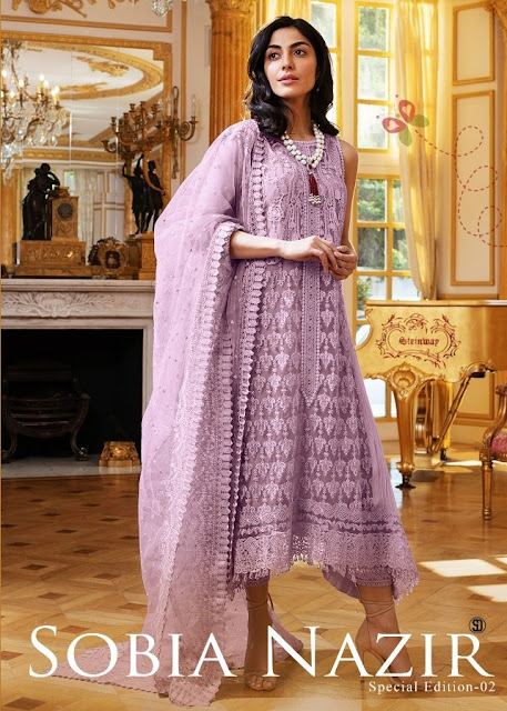 Sobia Nazir Special Edition vol 1 pakistani Suits