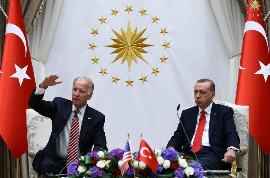 Η λάθος «ανάγνωση» της διοίκησης Μπάιντεν από τον Ταγίπ Ερντογάν
