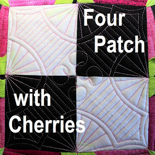 Four-Patch-Motif-Quilted-Cherries-Tutorial