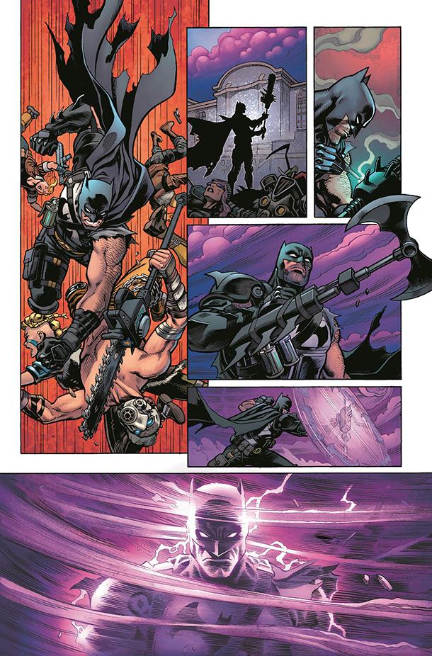 Batman/Fortnite: Zero Point #3 - 2