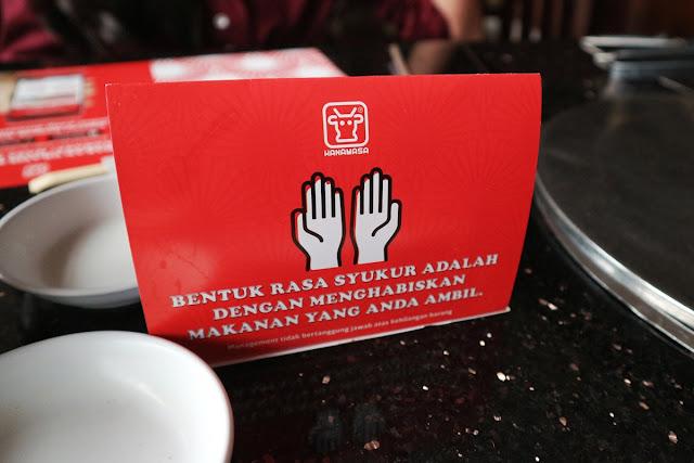 Campaign CSR Hanamasa 'Dari Meja Ke Meja'