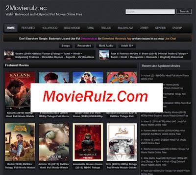 Movierulz.com- 2020 HD Bollywood Movies Download Movierulz