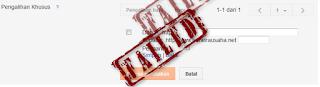 mengatasi sitemap error pada domain tld di webmas