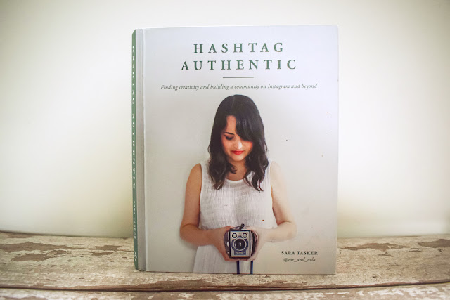 April favourites - Hashtag Authentic book