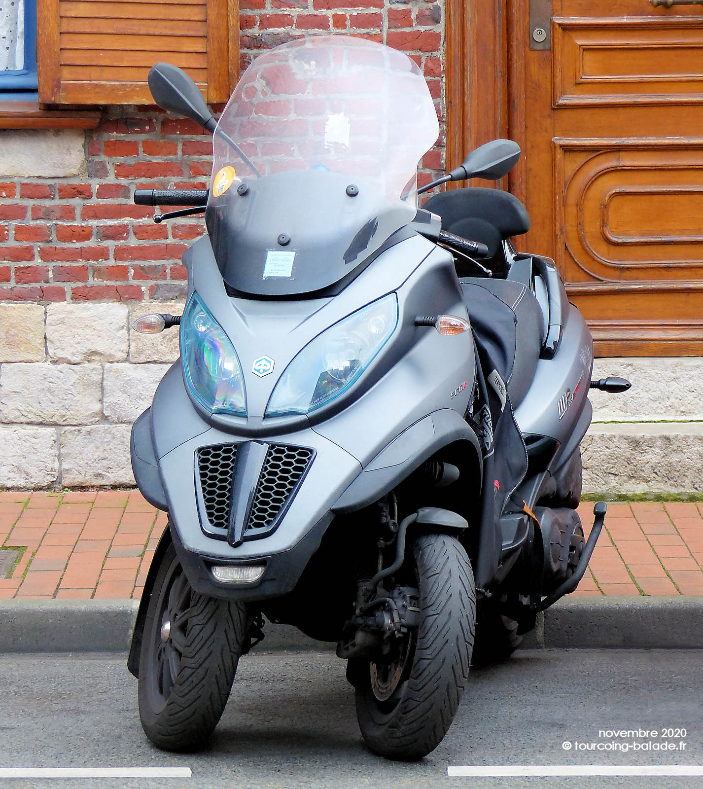 Piaggio Scooter MP3 500 ie LT, Tourcoing 2020