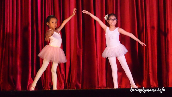 kids ballet school Bacolod