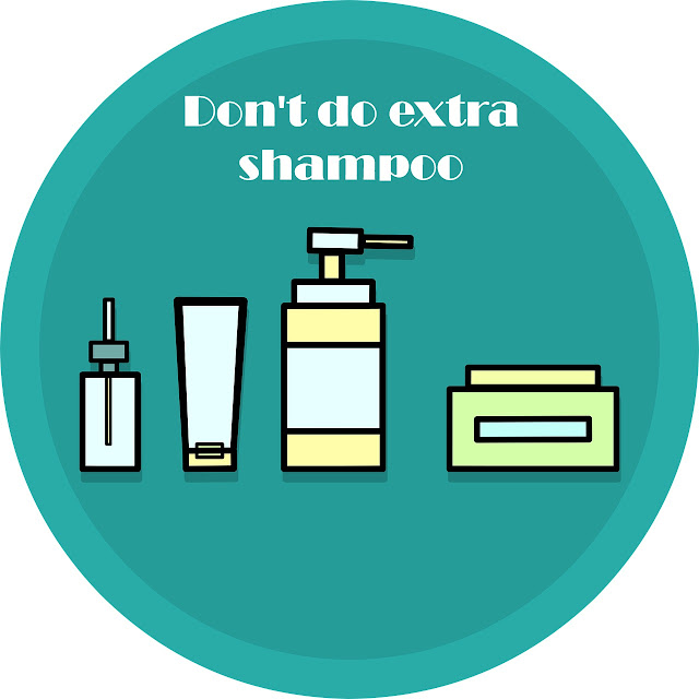 The 5 Things You're Doing Wrong Everyday, shampoo