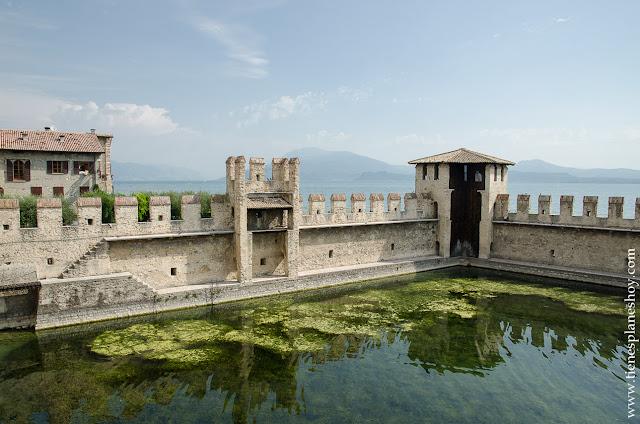 Lago di Garda Sirmione VIaje Italia