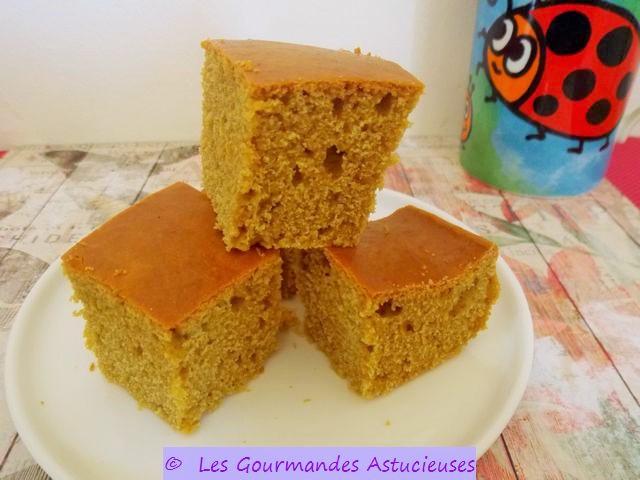 Comment faire un Gâteau à la farine de maïs ?
