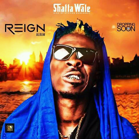 Image result for Reign Album by shatta wale