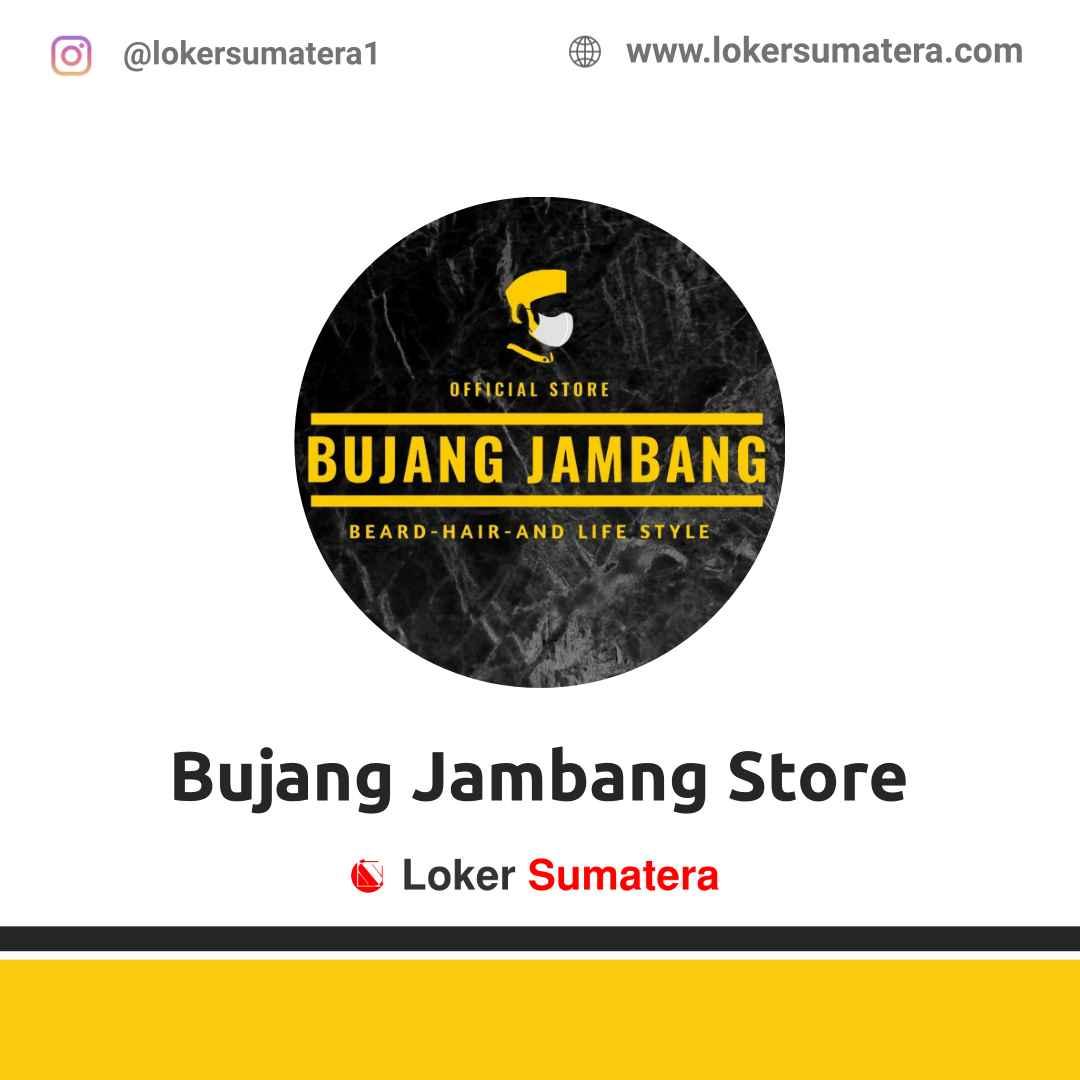 Lowongan Kerja Pekanbaru: Bujang Jambang Store April 2021