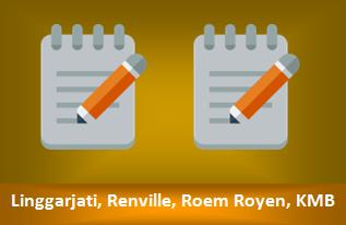 Isi Perjanjian Linggarjati, Renville, Roem Royen dan KMB