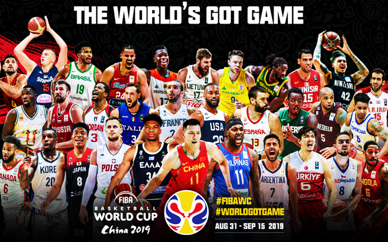Mundial de basquet