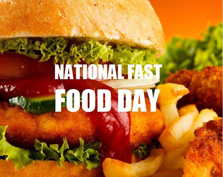 National Fast Food Day Wishes Awesome Images, Pictures, Photos, Wallpapers