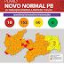 Bandeira Laranja volta a predominar nos municípios paraibanos na 25ª avaliação do Plano Novo Normal
