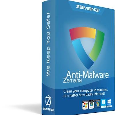 برنامج Zemana Antimalware 2020 يساعدك في العثور على جميع أنواع البرامج الضارة وإزالتها