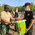 Karya Bakti di Wilayah Pakal, Wujud Nyata Pengabdian TNI pada Rakyat