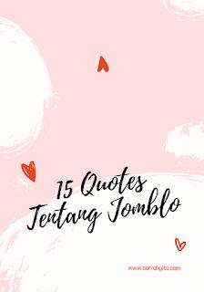 quotes tentang jomblo
